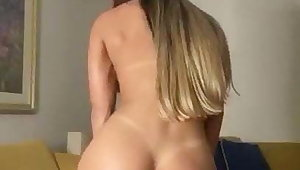 Latina Girl Play Nurse Ass