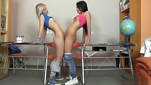 dirty schoolgirls 2 scene